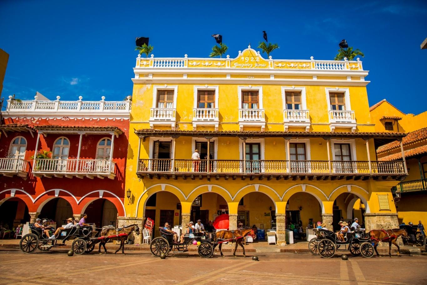 Isla Barú All Inclusive & Cartagena - c/aéreos: Salida 1 de julio - Barú / Cartagena de Indias /  - Smart Travel