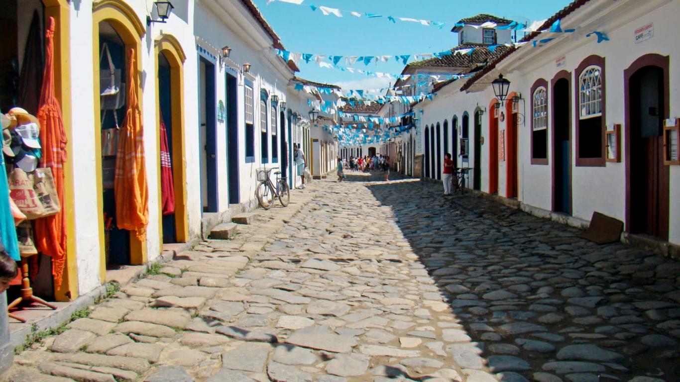 Paraty & Ilha Grande - 7 noches - Ilha Grande - Brasil /  - Smart Travel