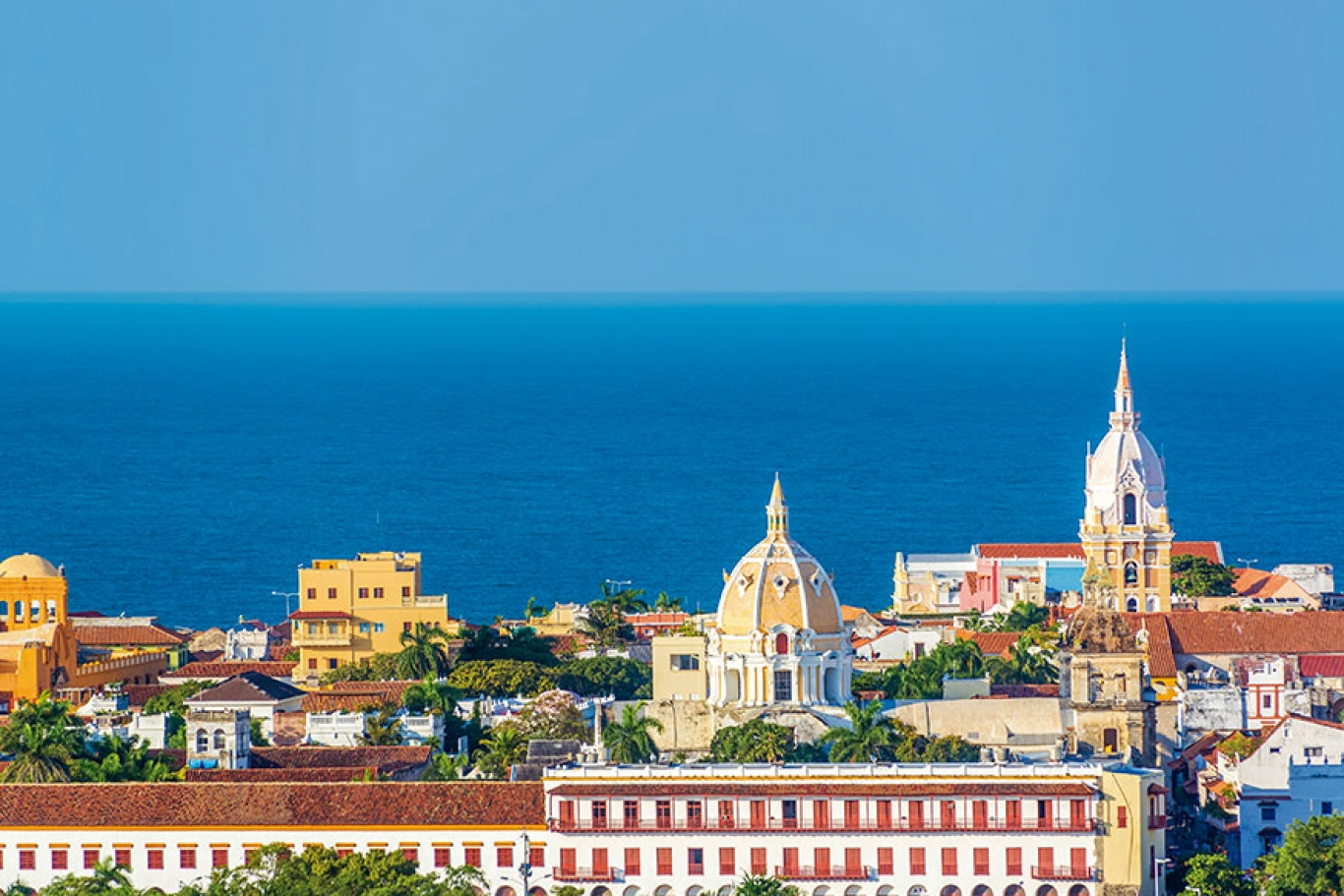 Cartagena & Crucero por el Caribe (Jamaica, Gran Caimán, Costa Rica y Panamá) - Smart Travel