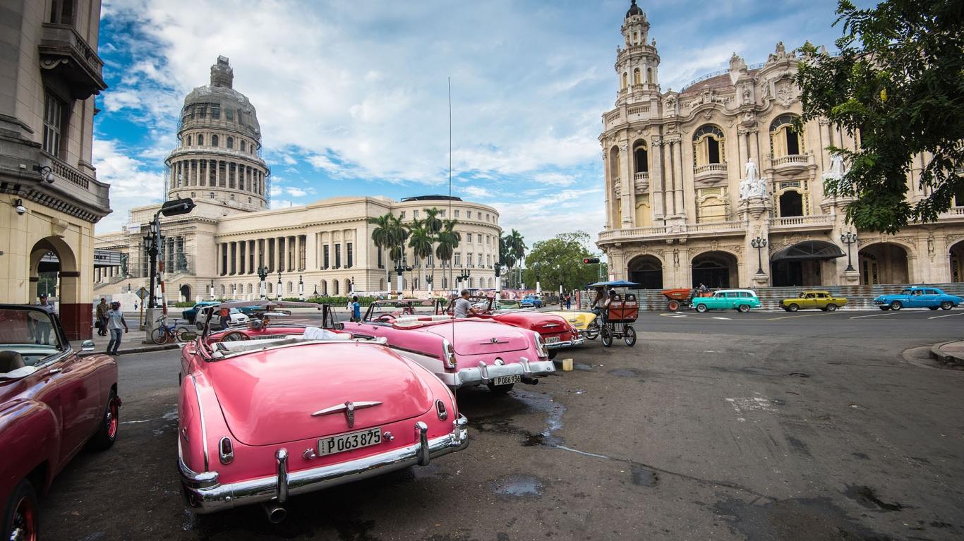 La Habana & Varadero / Salida: 23/9 - La Habana / Varadero /  - Smart Travel