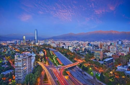 Santiago de Chile - Turista