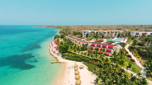 Isla Barú All Inclusive & Cartagena - c/aéreos: Salida 1 de julio
