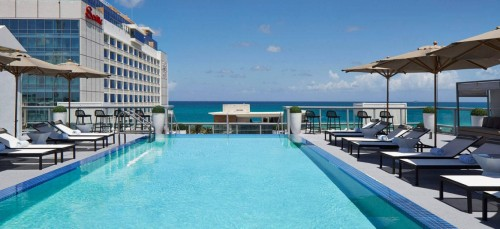 Marriot AC Miami Beach