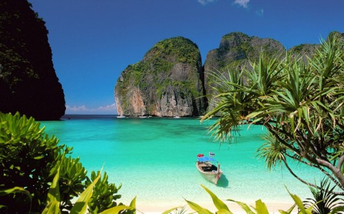 Playas de Tailandia / Salida grupal
