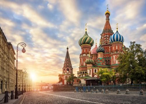 Otoño en Rusia & Turquía