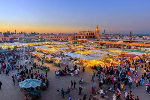 España, Portugal y Marruecos - Salida grupal