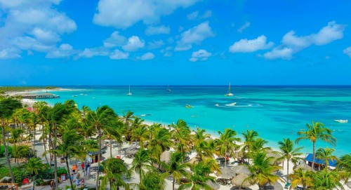 Cartagena, Aruba y Curacao: crucero all inclusive