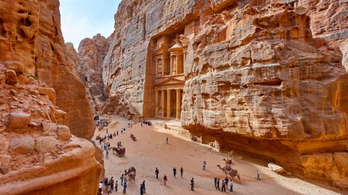 Jordania y Dubai: viaje grupal a Medio Oriente (salida 28/9)