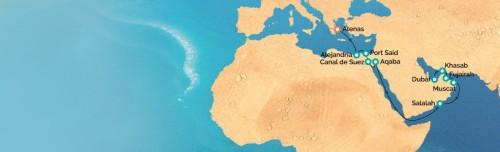 Gran Crucero de Dubai a Atenas - Grupal 6/3