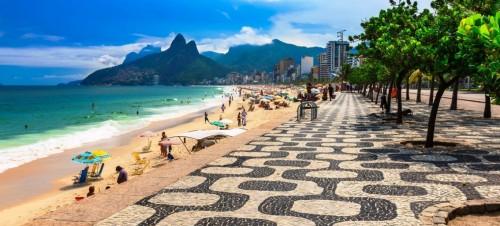 Crucero en Carnaval: Río de Janeiro,Ilhabela y Punta del Este / Salida: 28 de febrero
